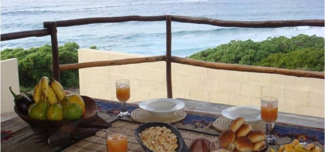 casa baleia breakfast
